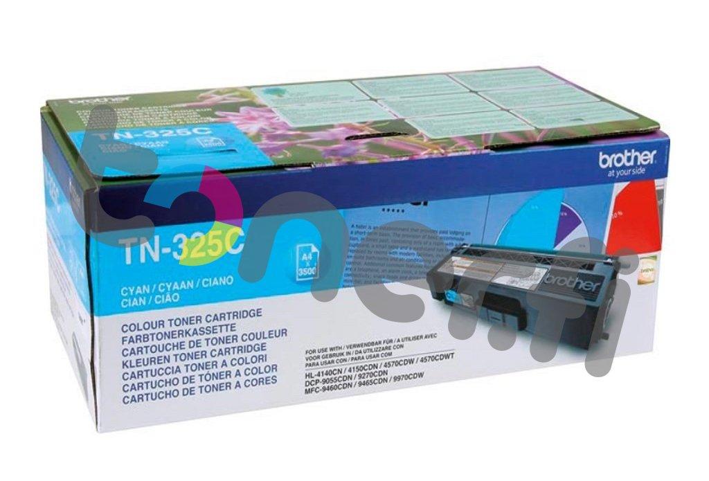 Brother TN-325C Värikasetti Sininen