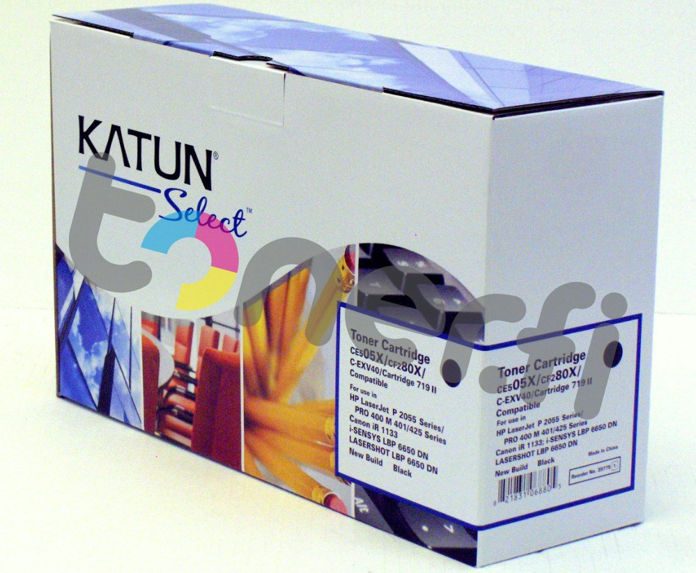 HP 80X Värikasetti Katun p/n 47867/CE505X