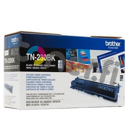 Brother TN-230BK Värikasetti Musta