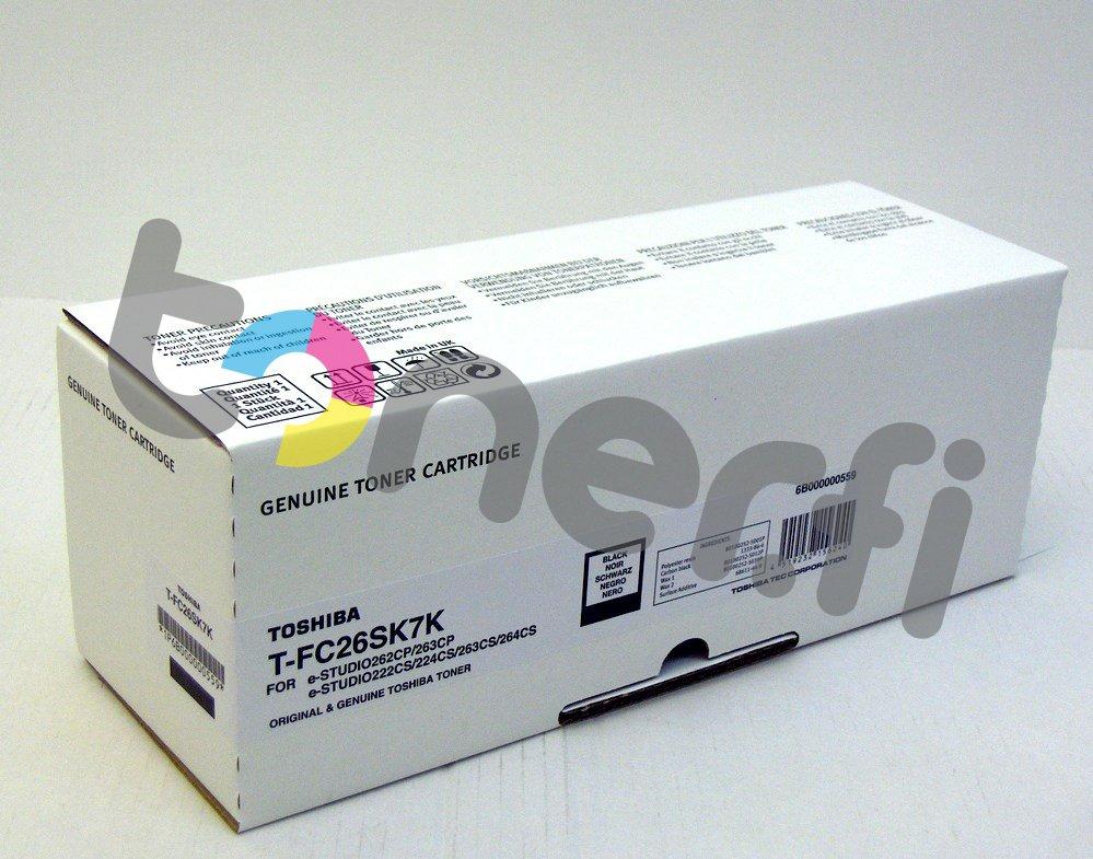 Toshiba T-FC26SK7K Värikasetti Musta