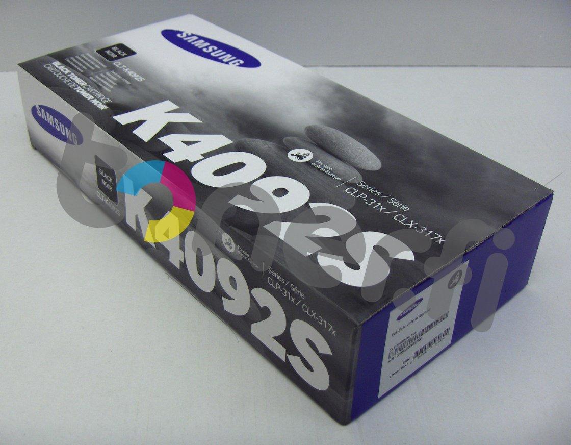 Samsung CLT-K4092S Värikasetti Musta