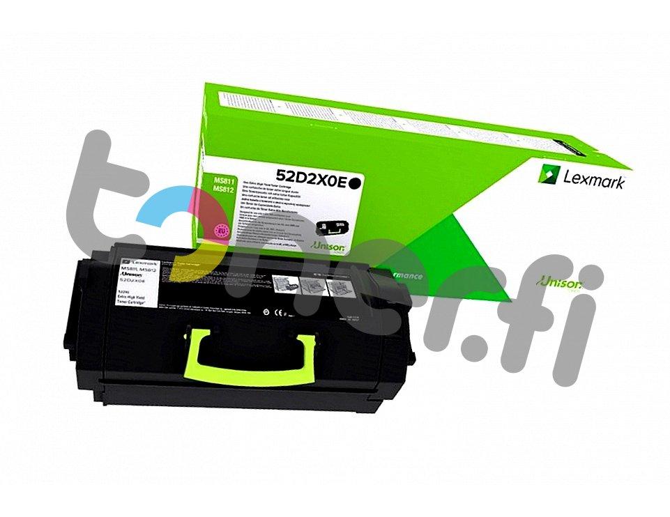 Lexmark 522XE Värikasetti 52D2X0E [TARJOUS] 4 kpl jäljellä