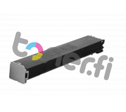 Sharp MX-61GTBA Värikasetti Musta Katun p/n 50245