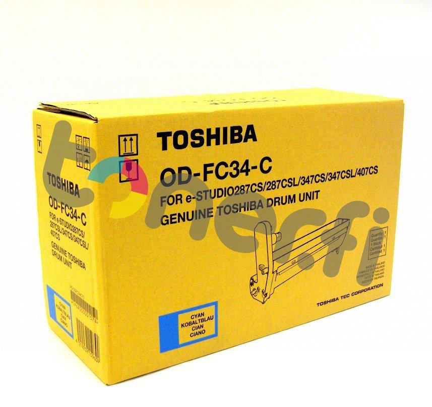 Toshiba OD-FC34-C Rumpuyksikkö Sininen
