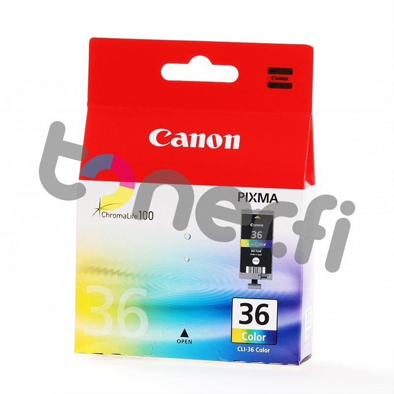 Canon CLI-36 Väri Muste