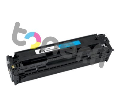 HP CC531A Värikasetti Sininen 304A Static