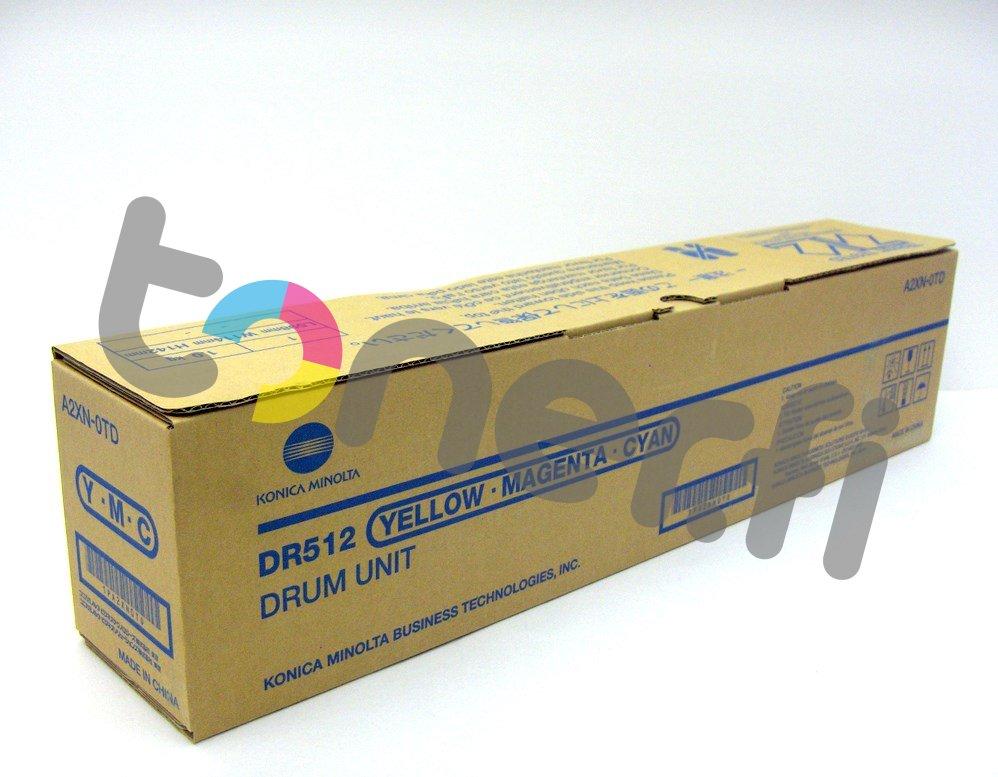 Konica DR512 Rumpuyksikkö Väri Y/M/C