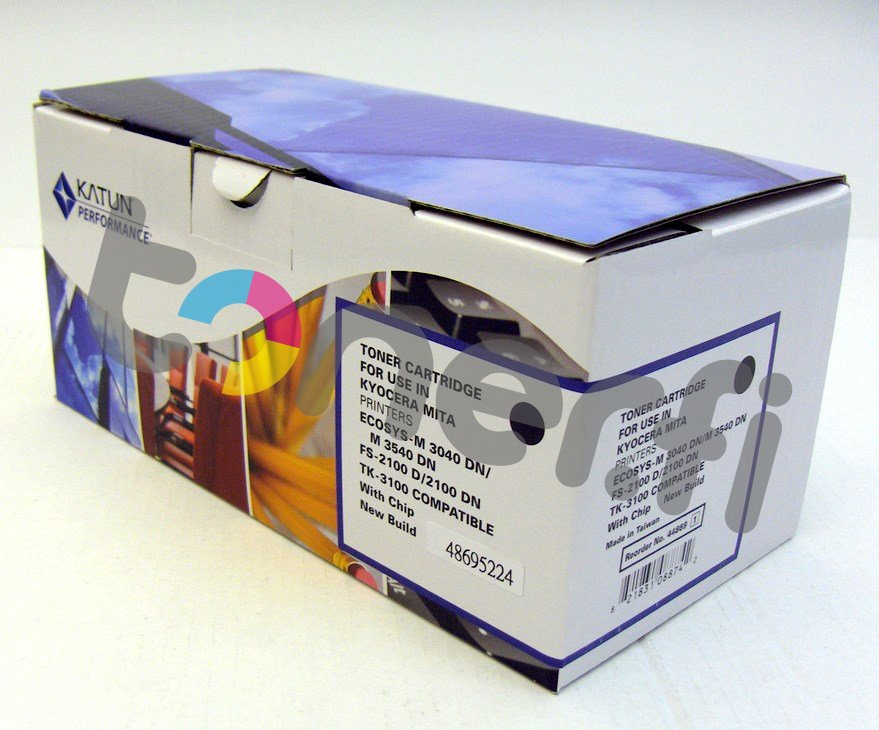 Kyocera TK-3100 Värikasetti Katun p/n 44869