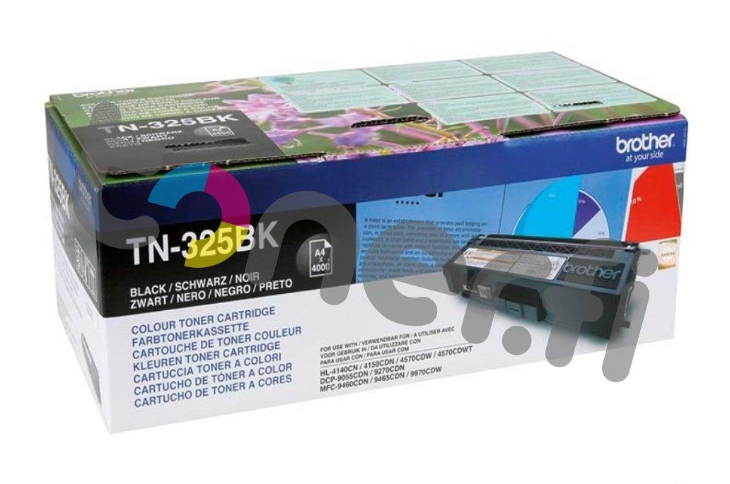 Brother TN-325BK Värikasetti Musta
