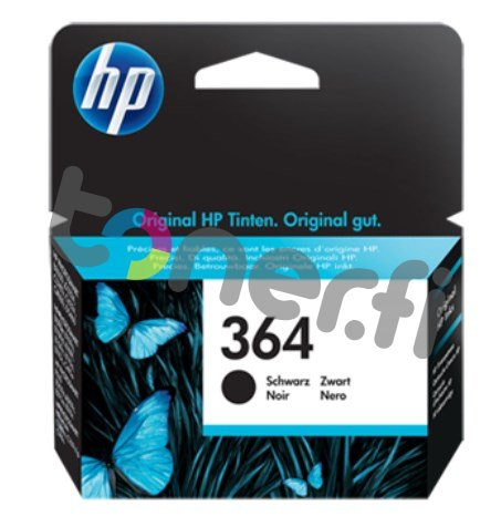 HP CB316EE Musta Muste N:o 364