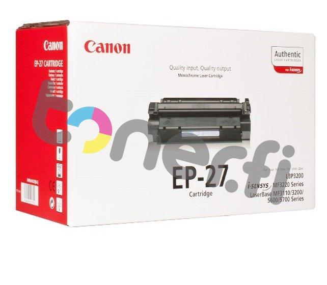 Canon EP-27 Värikasetti
