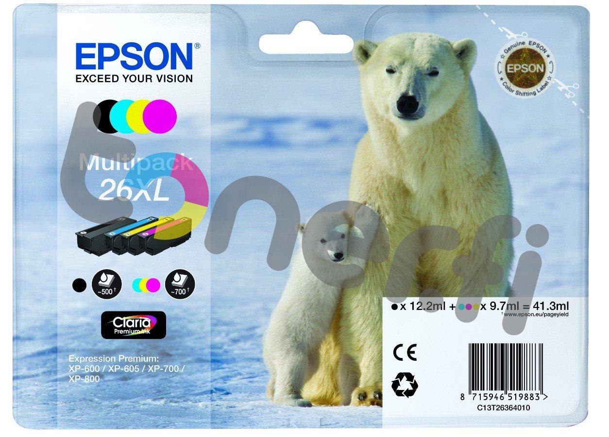 Epson C13T26364010 XL Multipack