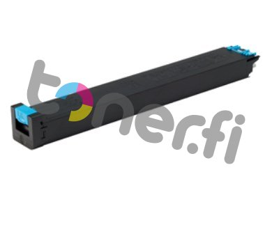 Sharp MX-51GTCA Värikasetti Sininen Katun p/n 43332
