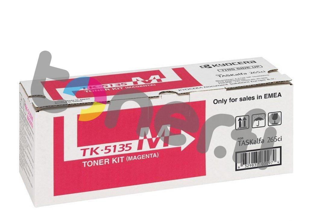 Kyocera TK-5135M Värikasetti Punainen