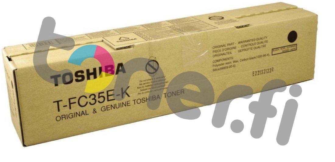 Toshiba T-FC35E-K Värikasetti Musta