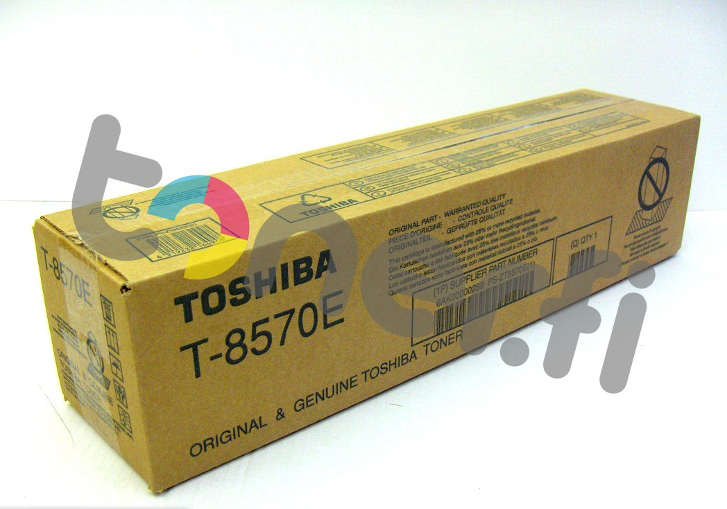 Toshiba T-8570E Värikasetti