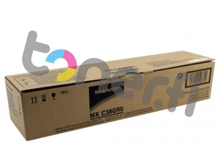 Sharp MX-C38GRS Rumpukasetti Väri
