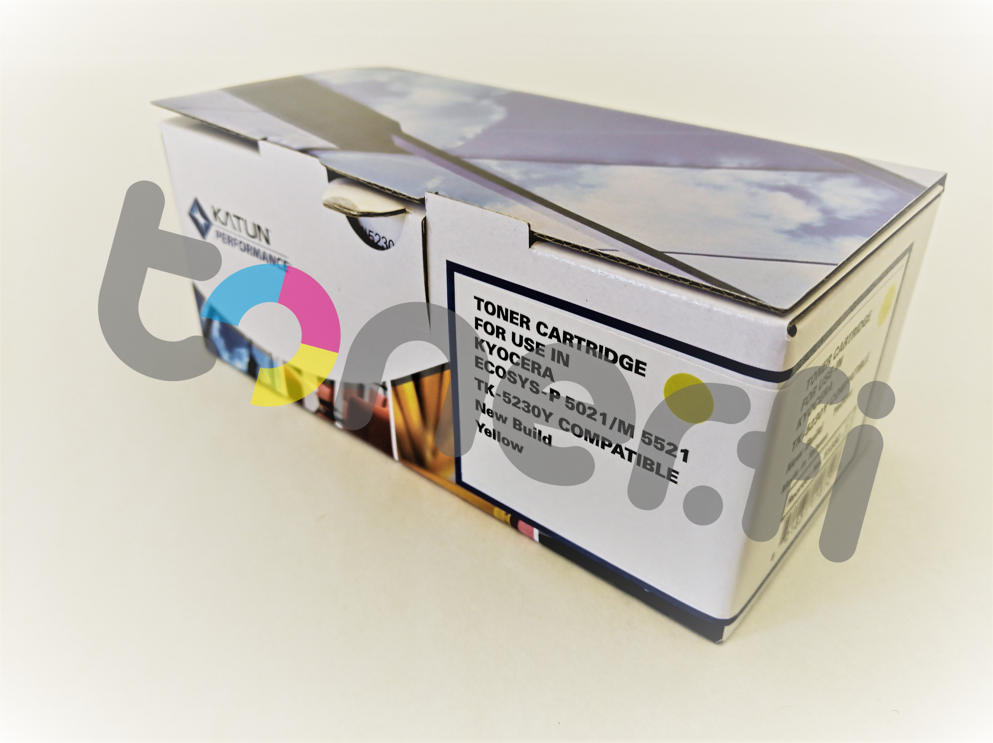 Kyocera TK-5230Y Värikasetti Keltainen Katun p/n 51332