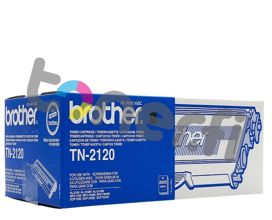 Brother TN-2120 Värikasetti