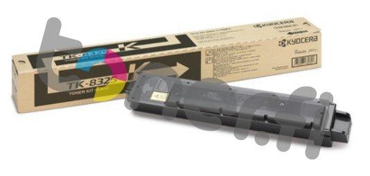 Kyocera TK-8325K Värikasetti Musta