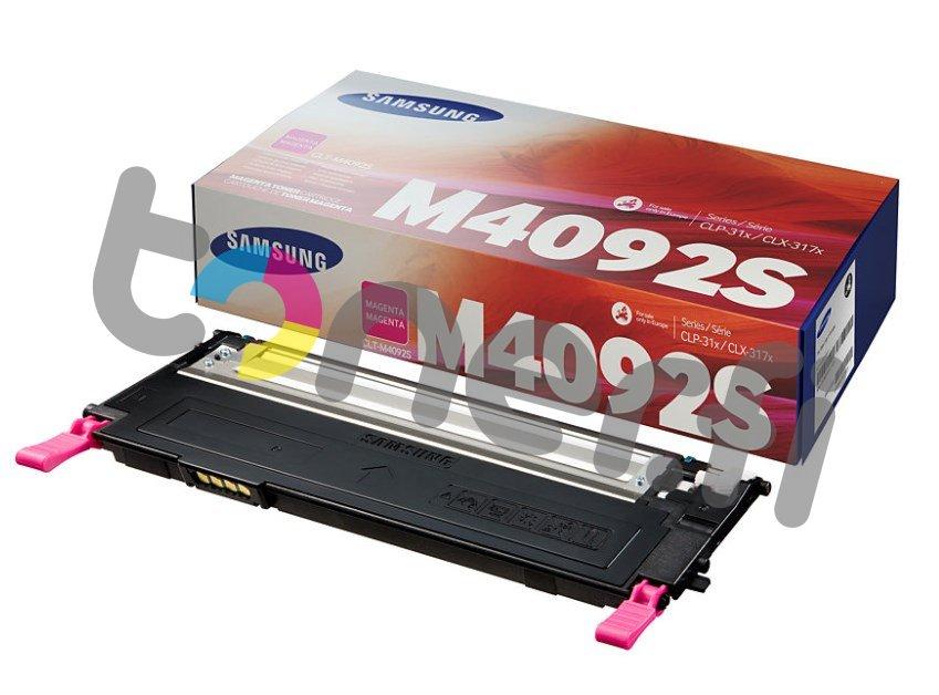 Samsung CLT-M4092S Värikasetti Punainen