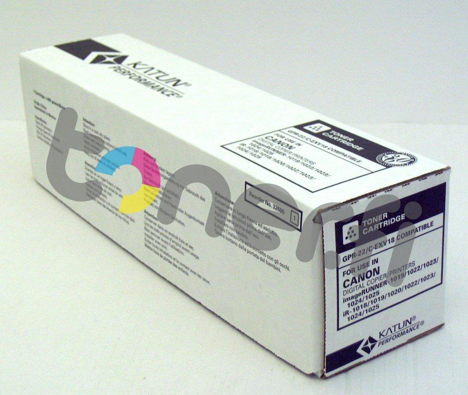 Canon C-EXV18 Värikasetti Katun p/n 32600
