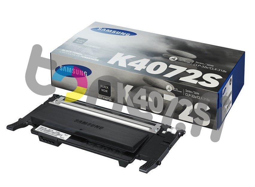 Samsung CLT-K4072S Värikasetti Musta