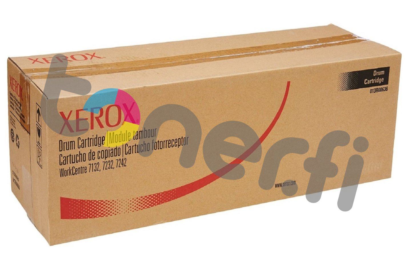 Xerox WC 7132 Rumpukasetti