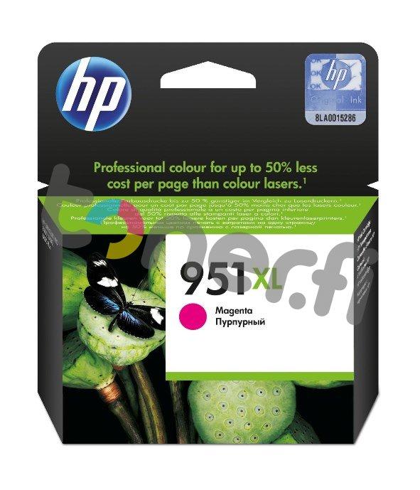 HP CN047AE Punainen Muste N:o 951XL