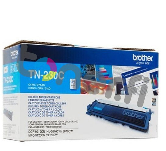 Brother TN-230C Värikasetti Sininen