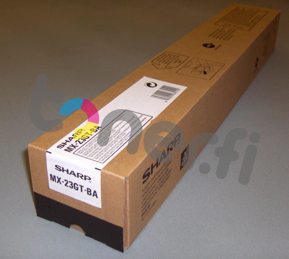 Sharp MX-23GTBA Värikasetti Musta