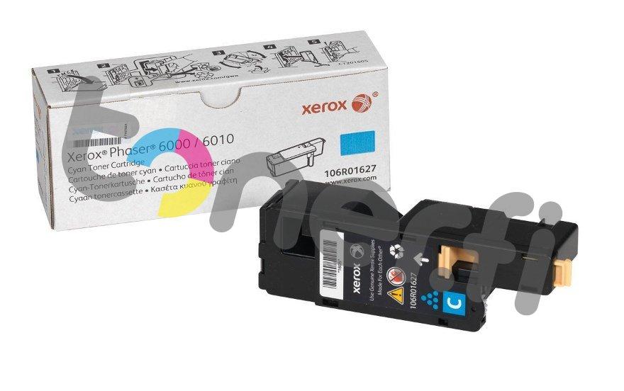Xerox Phaser 6000 Värikasetti Sininen