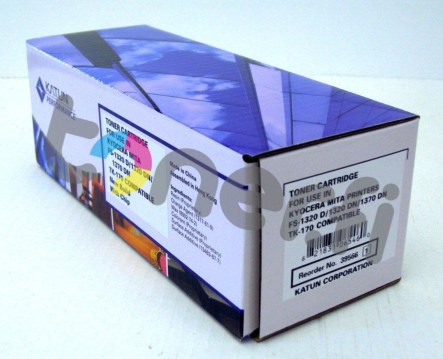 Kyocera TK-170 Värikasetti Katun p/n 48627