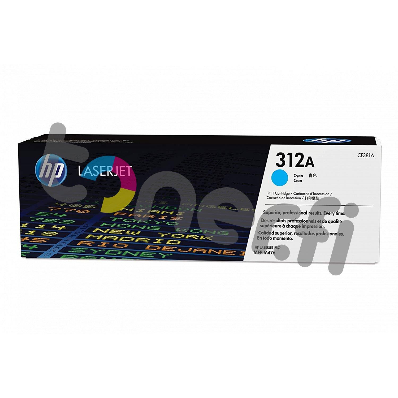 HP 312A Värikasetti Sininen