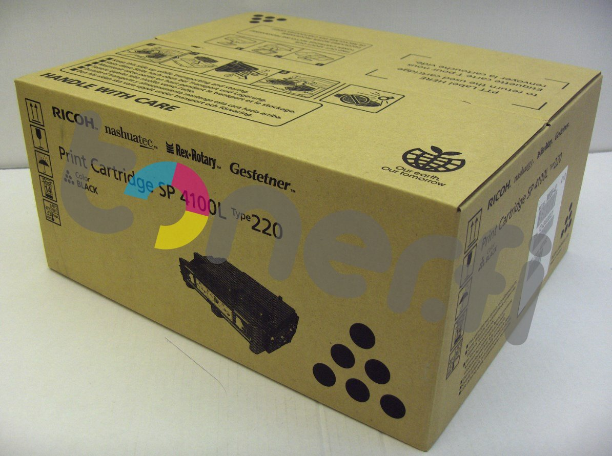 Ricoh SP 4100L Print Cartr.