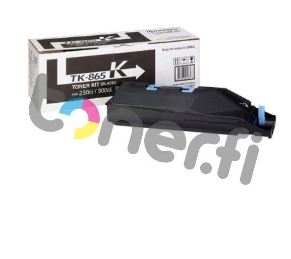 Kyocera TK-865K Värikasetti Musta