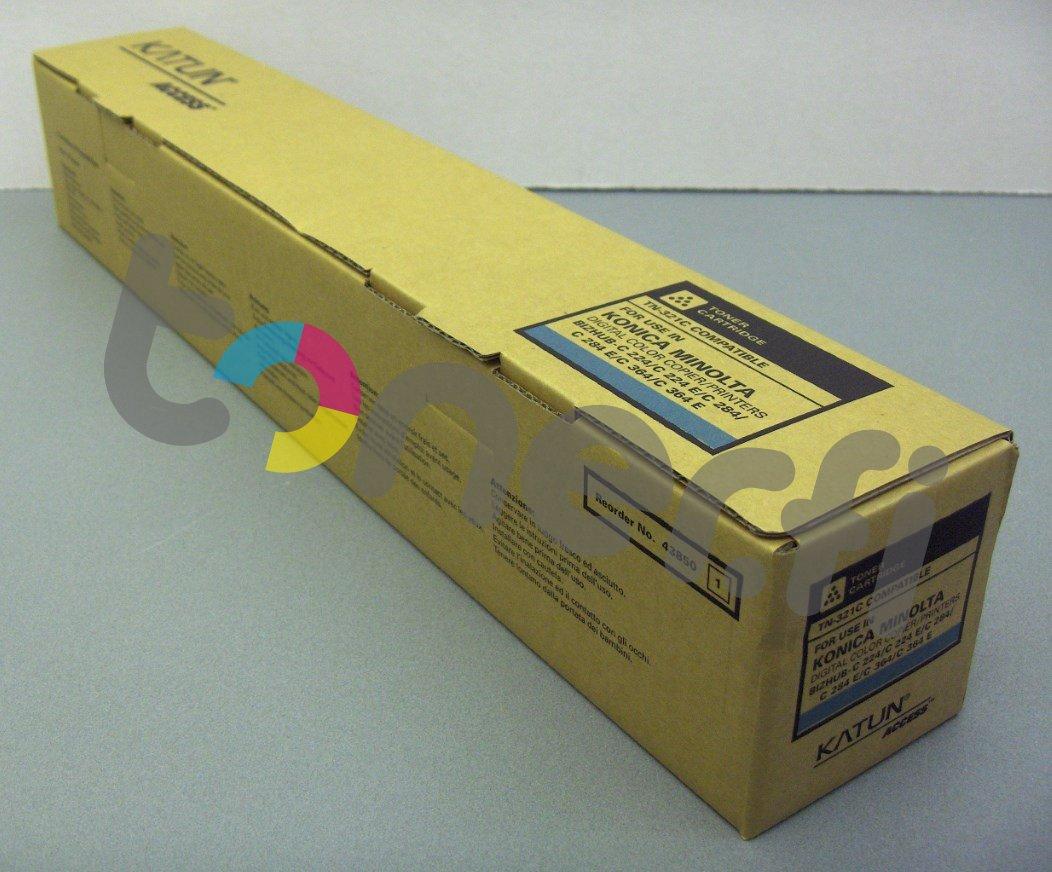 Konica TN321C Värikasetti Sininen Katun p/n 43850