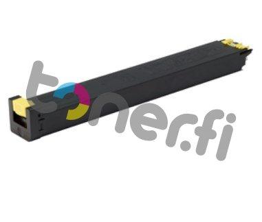 Sharp MX-51GTYA Värikasetti Keltainen Katun p/n 43334