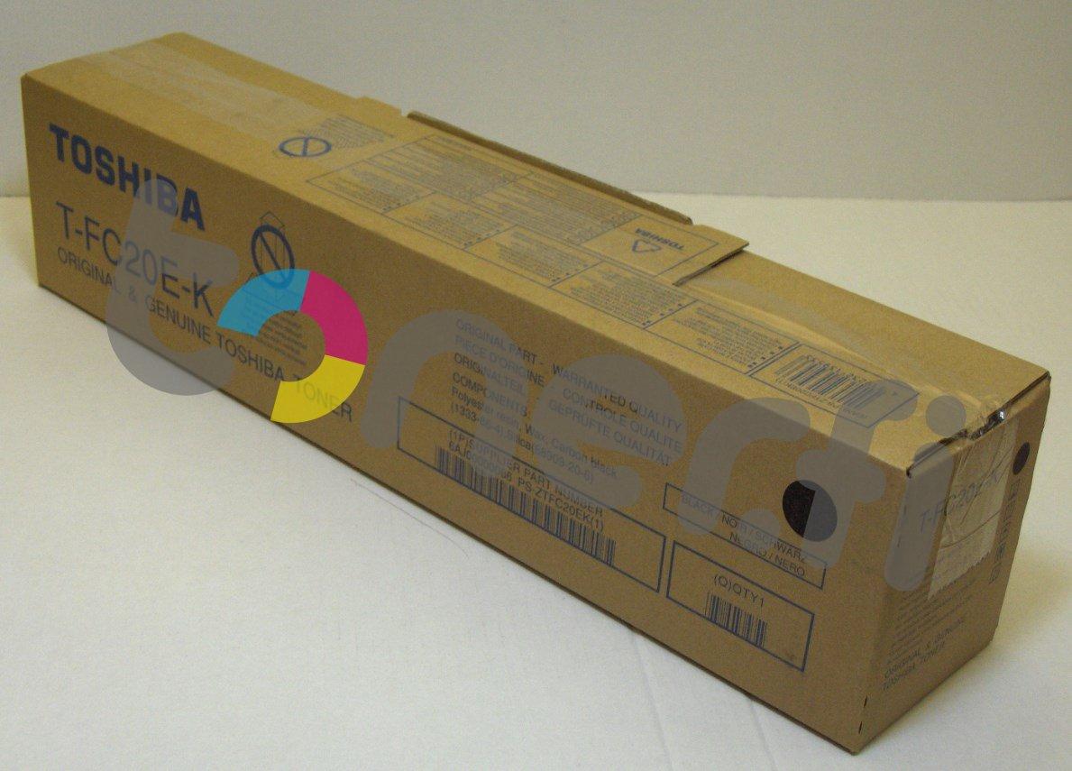Toshiba T-FC20E-K Värikasetti Musta