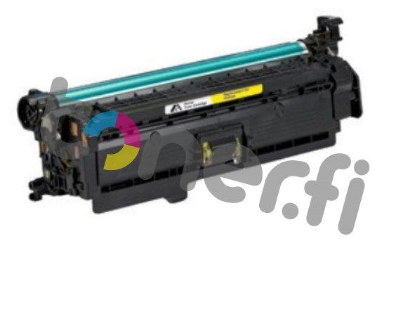 HP CE252A Värikasetti Keltainen 504A Katun p/n 37483(49783)