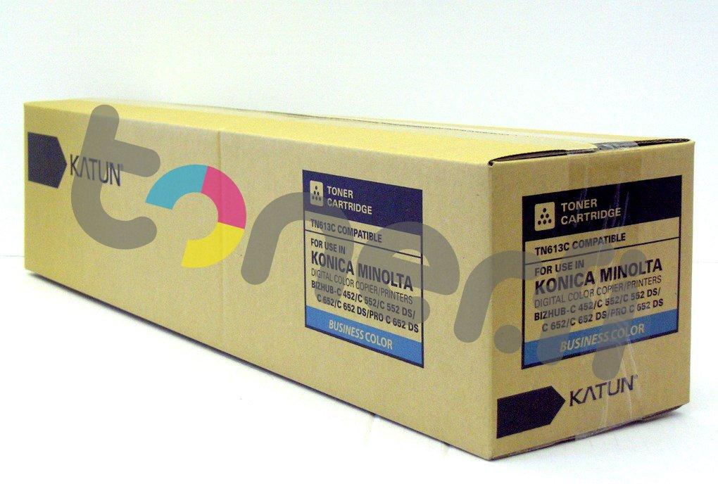 Konica TN613C Värikasetti Sininen Katun p/n 43801