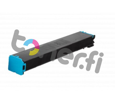 Sharp MX-61GTCA Värikasetti Sininen Katun p/n 50246