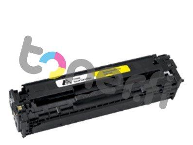 HP CC532A Värikasetti Keltainen 304A Static