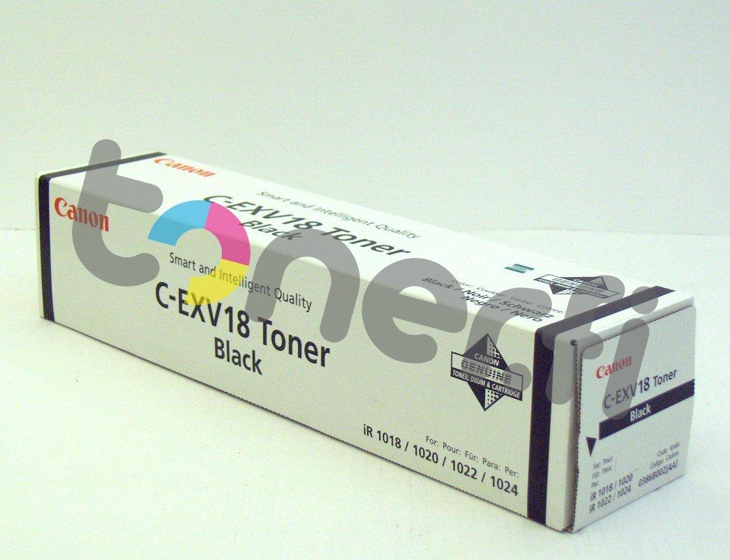 Canon C-EXV18 Värikasetti