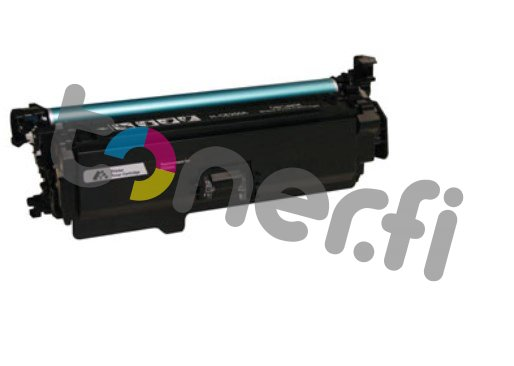 HP CE250X Värikasetti Musta 504X Katun p/n 37826(49780)
