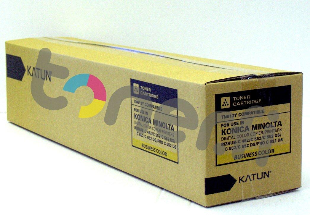 Konica TN613Y Värikasetti Keltainen Katun p/n 43803