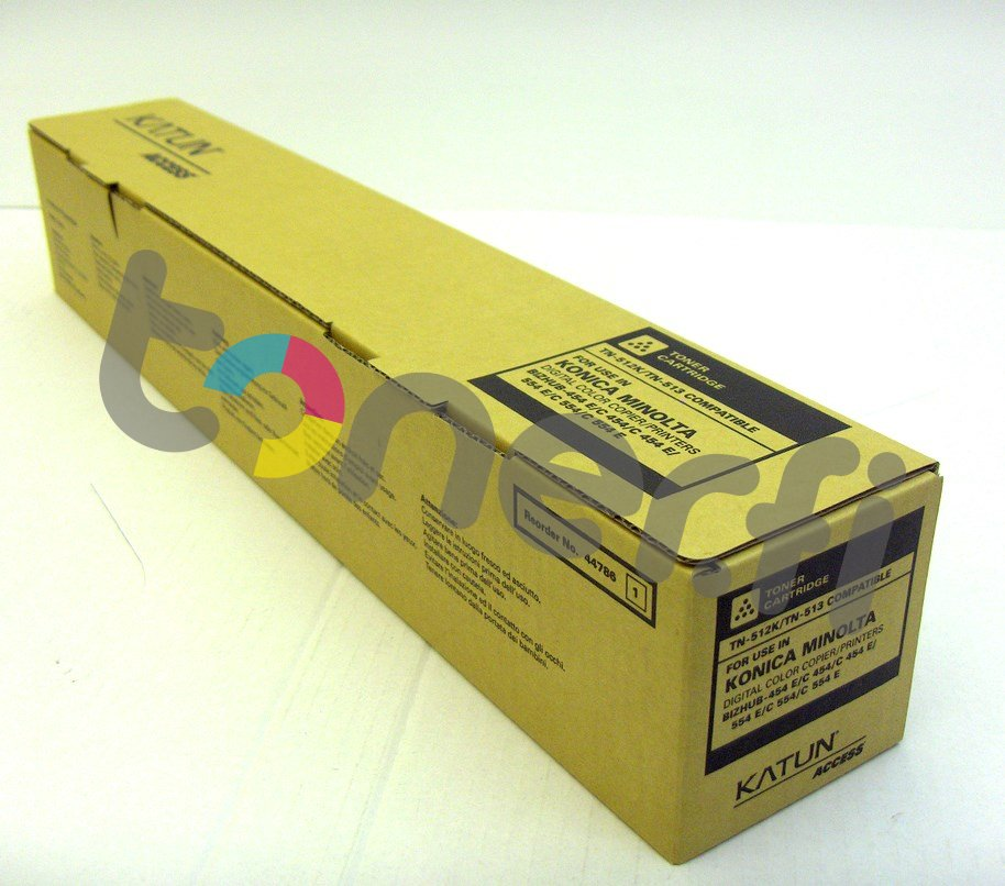 Konica TN513 Värikasetti Katun p/n 44786/TN512K