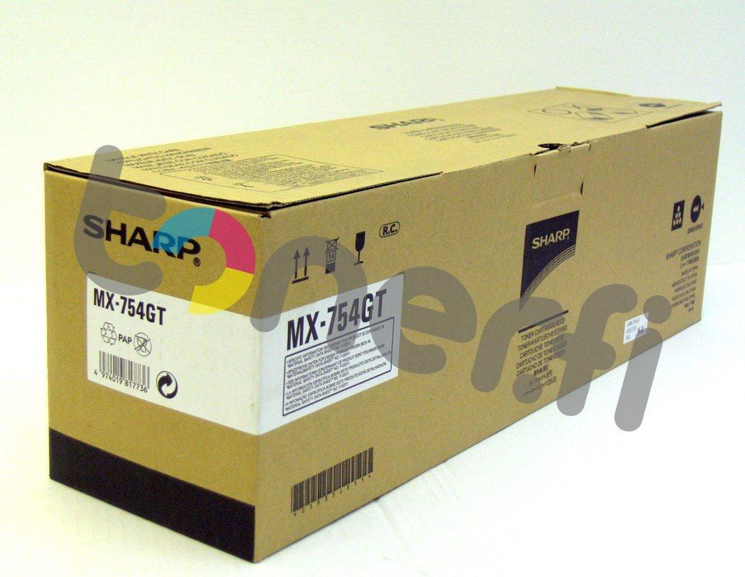 Sharp MX-754GT Värikasetti