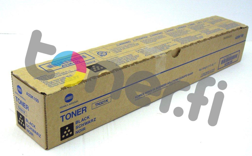 Konica TN321K Värikasetti Musta