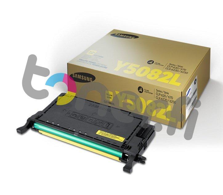 Samsung CLT-Y5082L Värikasetti Keltainen